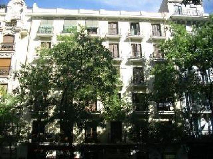 Piso en el centro de Madrid (C/San Bernardo), 52 m2. 1 hab y 1 baño. Excelente comunicación.   Apartment in Madrid city centre (San Bernardo St.), 52 m2. 1 bedroom & 1 bath. Well connected. 175.000 €.