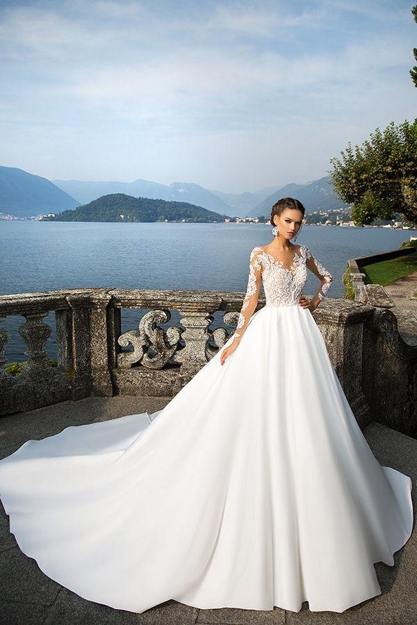 Milla Nova Bridal Wedding Dresses 2017 djanet / http://www.himisspuff.com/milla-nova-bridal-2017-wedding-dresses/16/