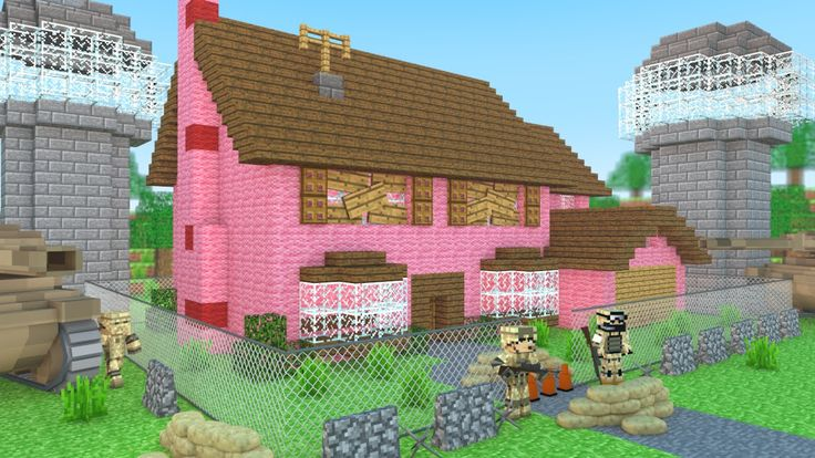 Minecraft: CASA MAIS SEGURA DO MINECRAFT!