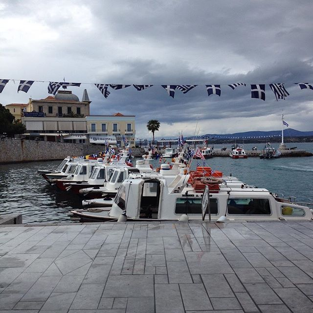 Alexandris Hotel in Spetses Island � 25η Μαρτιου 2016, Σπέτσες