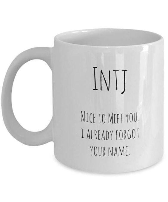 INTJ problems ~ always forgetting names  | INTJ -ME | Intj
