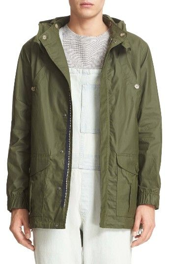 Free shipping and returns on A.P.C. Guillaume Hooded Parka at Nordstrom.com. A rugged, rain-repelling parka has you covered in inclement weather, with an optional hood and gusseted patch pockets that are roomy enough to stash a flask.