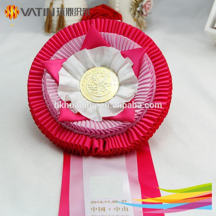 Custom Horse Show Award Ribbon Multiple Layer Award Ribbons Rosettes