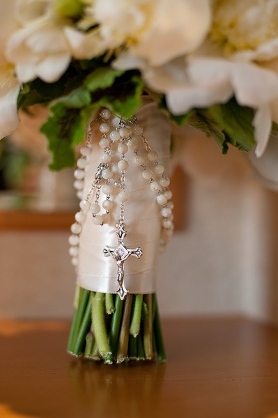 There's going to be a rosary somewhere for my wedding!! And we're gonna pray it!!! haha