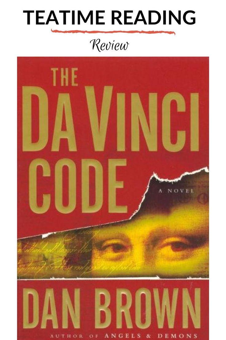 The Da Vinci Code Book Review   Da vinci code book, Reading review ...
