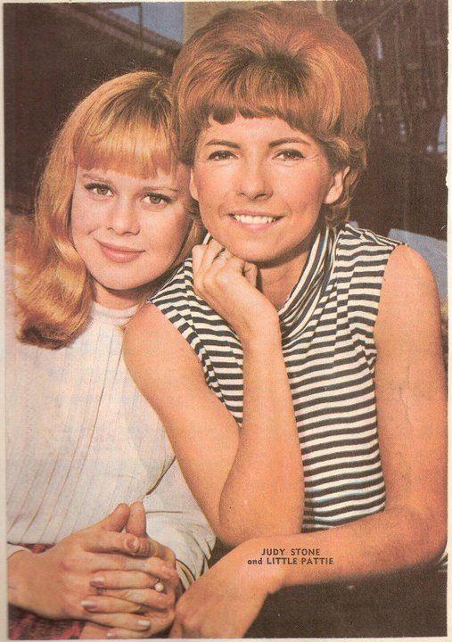 Judy Stone and Little Patty