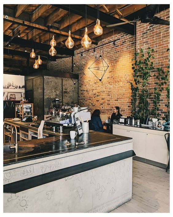 Pin By Jeremy Shane On Coffee In 2020 Cafe Interior Design Coffee House Interiors Modern Coffee Shop