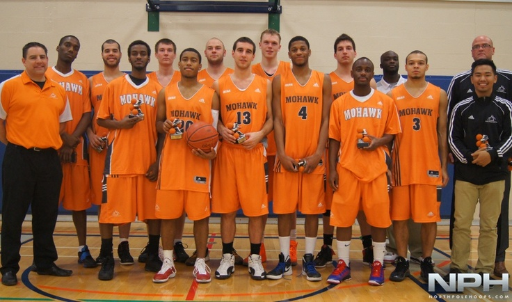 35th Annual George Brown Men's Basketball Champions.