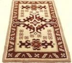 Yaprok rug making kit 68 x 137cm with chart and plain canvas