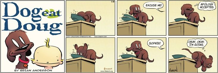Dog Eat Doug by Brian Anderson for May 28, 2017 | Read Comic Strips at GoComics.com