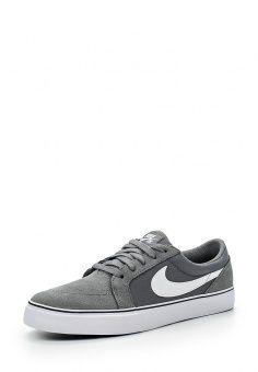Кеды Nike, цвет: серый. Артикул: NI464AMHBQ60. Мужская обувь / Кроссовки и кеды / Кеды