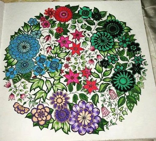 Florcitas, El Jardín Secreto.