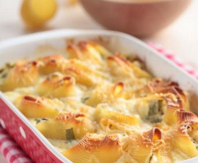 http://blog.giallozafferano.it/cucinacononnariella/conchiglie-ripieni-alla-ricotta/ - ariella gibellato - Google+