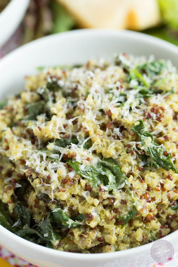 Easy quinoa recipes dinner