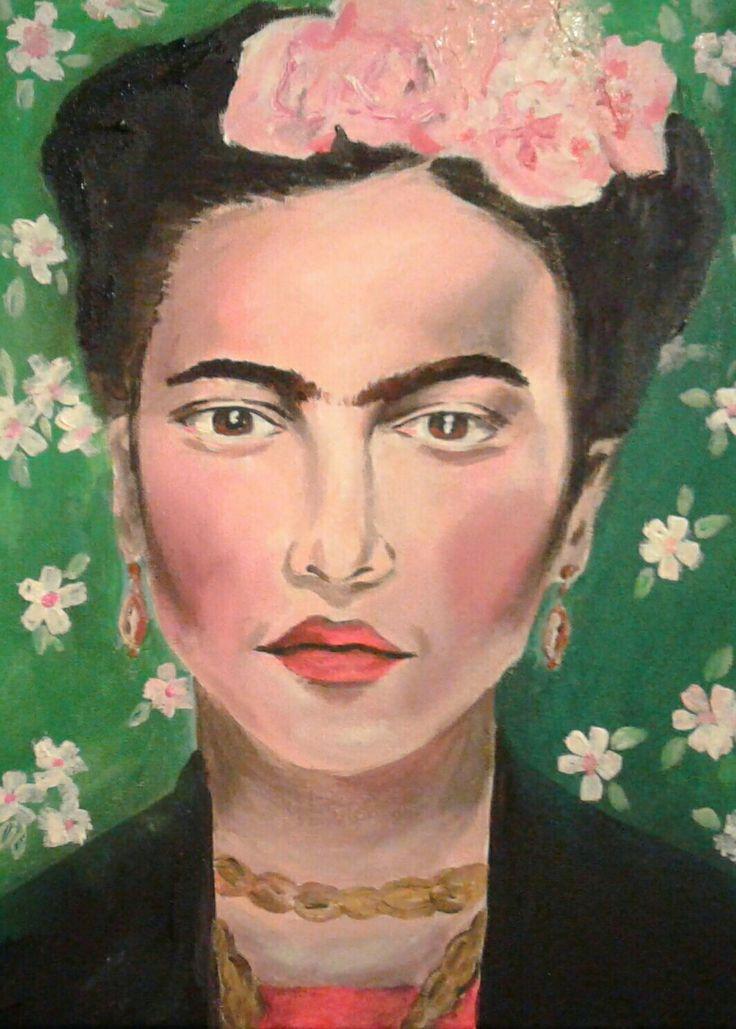 #FridaKhalo