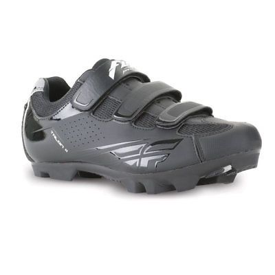 Fly Racing Talon II Shoes 10 Black