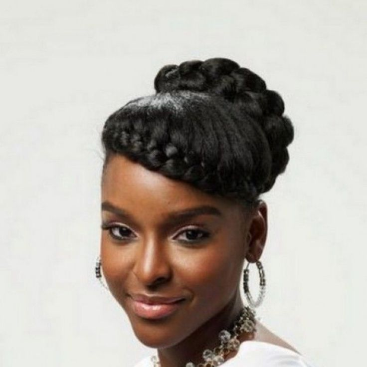 Stupendous 1000 Images About Natural Wedding Hairstyles On Pinterest Short Hairstyles Gunalazisus
