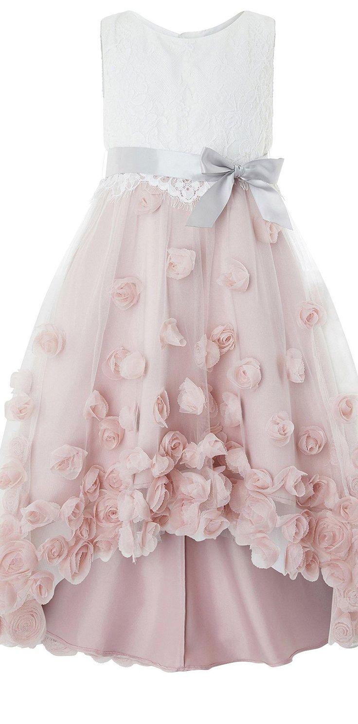 Monsoon Ianthe Flower Girl Young Bridesmaids Dress 60 00 The Most Beautiful Little Princ Flower Girl Dresses Young Bridesmaid Dresses Girls Bridesmaid Dresses