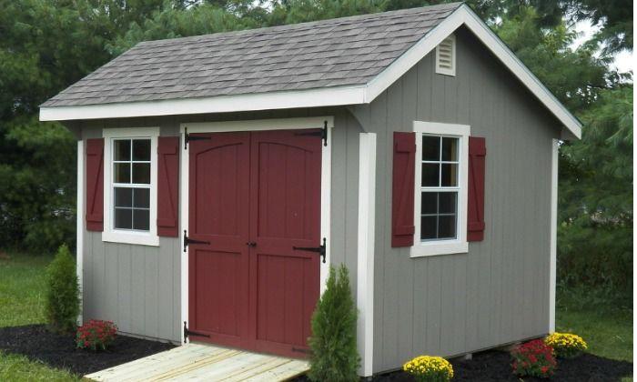 The 25 best livable sheds ideas on pinterest cheap for Livable shed plans