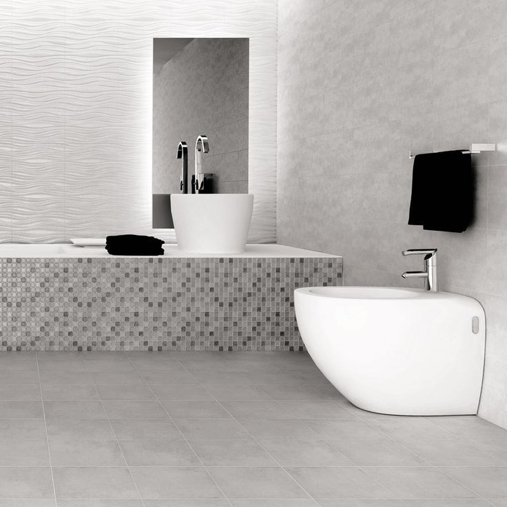 Pearl Wave Tiles | Walls and Floors
