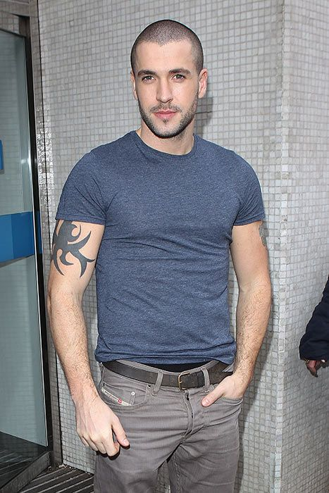 Shayne-Ward- WOW HE'S FIT !!!  HE'LL BE PLAYING NEW CHARACTER AIDAN CONNOR ON CORONATION STREET.