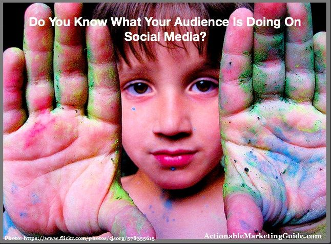Social Media Behavior in 2015: Do You Know What Your Audience is Doing on Social Media? - @heidicohen