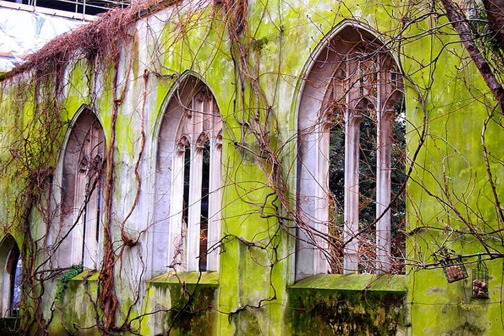 Bombed Out St Dunstan Info