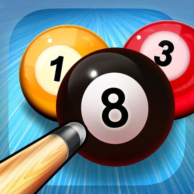 Play 9 Ball Pool In Facebook Messenger Pool Hacks Pool Balls 8ball Pool