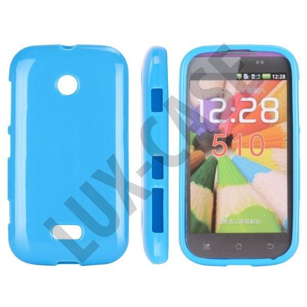 Tummansininen Nokia Lumia 510 Suojakotelo