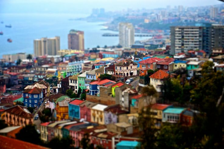 Small Town, Valparaiso, I must get back.