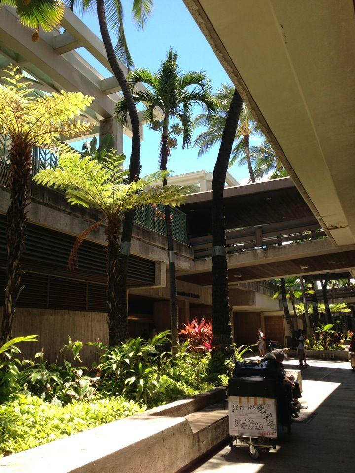 Honolulu International Airport (HNL)