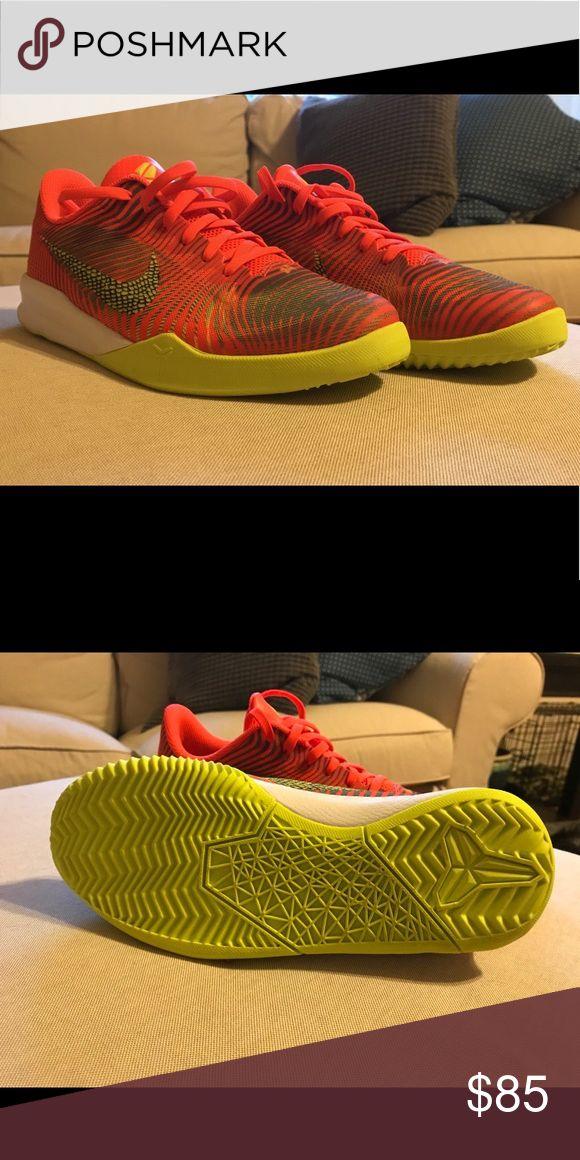 Nike Kobe Bryant basketball shoes Worn once. Nike Shoes Sneakers