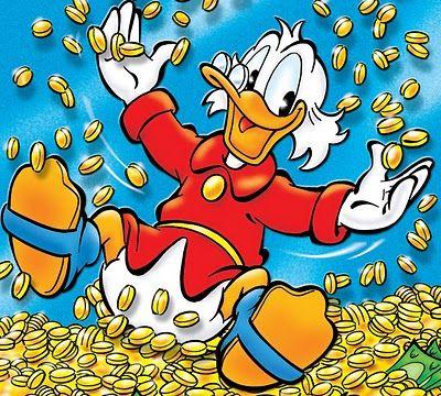Duck ist kein Finanzberater, der von seinen Mandanten auf #WhoFinance ...
