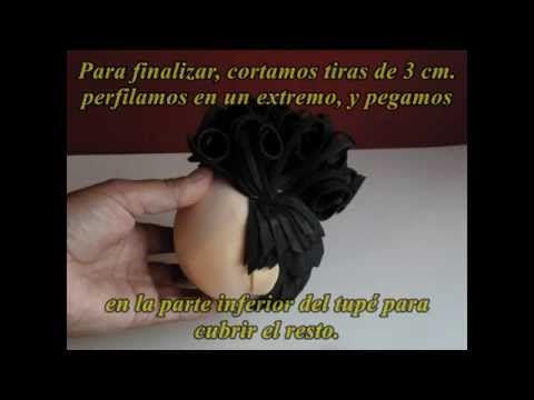 Pelos cortos para fofuchas - YouTube de  Una fofucha como tu