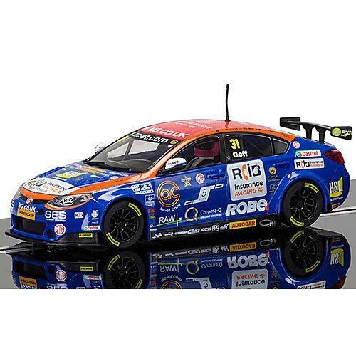 SCALEXTRIC Digital Slot Car C3736D BTCC MG6 - Jadlam Toys & Models - Buy Toys & Models Online