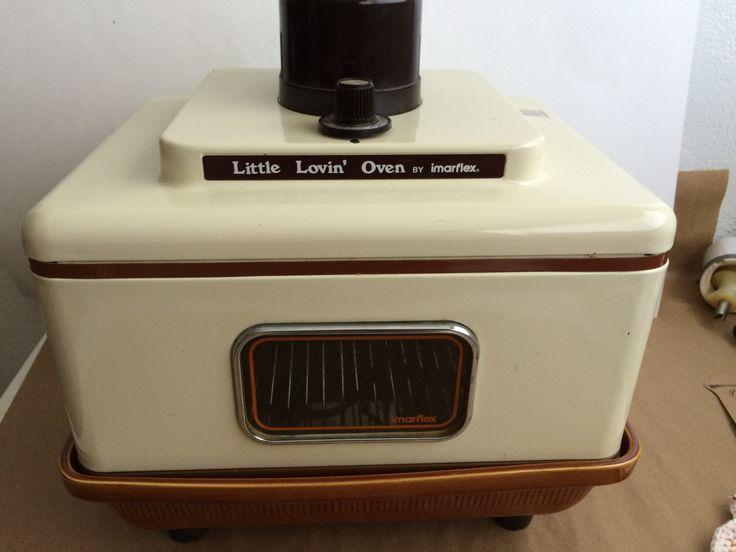 Countertop Oven Sale : Vintage Imarflex Little Lovin Oven Countertop Convection Oven ...