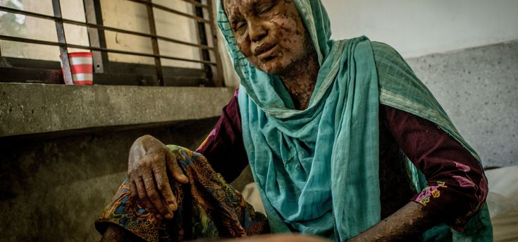 John McCain and Angelina Jolie: America Should Lead in Saving the Rohingya