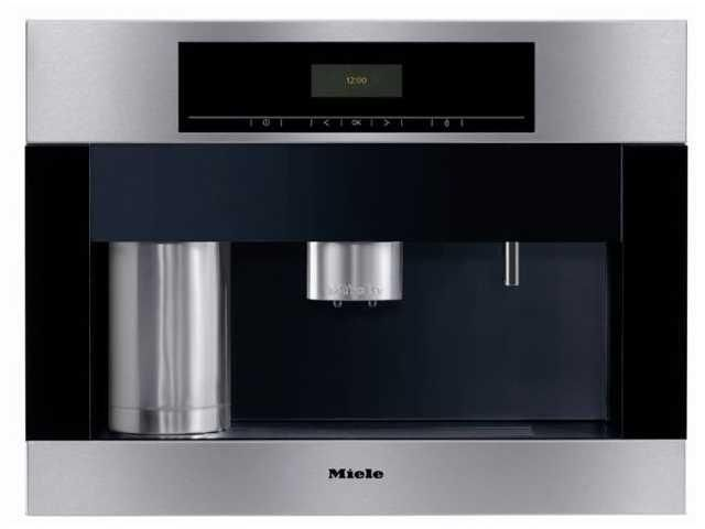 16 best best coffee machine images on pinterest coffee maker miele cva 4066 ss built in coffee machine with plumbed in water connection fandeluxe Images