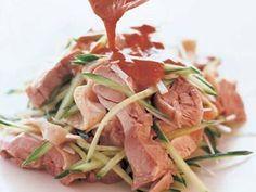 [棒棒鶏(バンバンジー)] 料理レシピ|みんなのきょうの料理