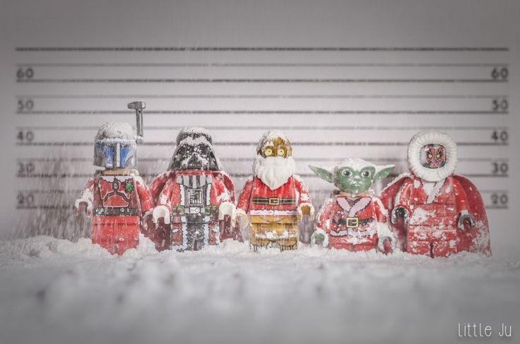little ju ! photo : StarWars, Stormtroopers, Dark Vador... ils sont tous là !