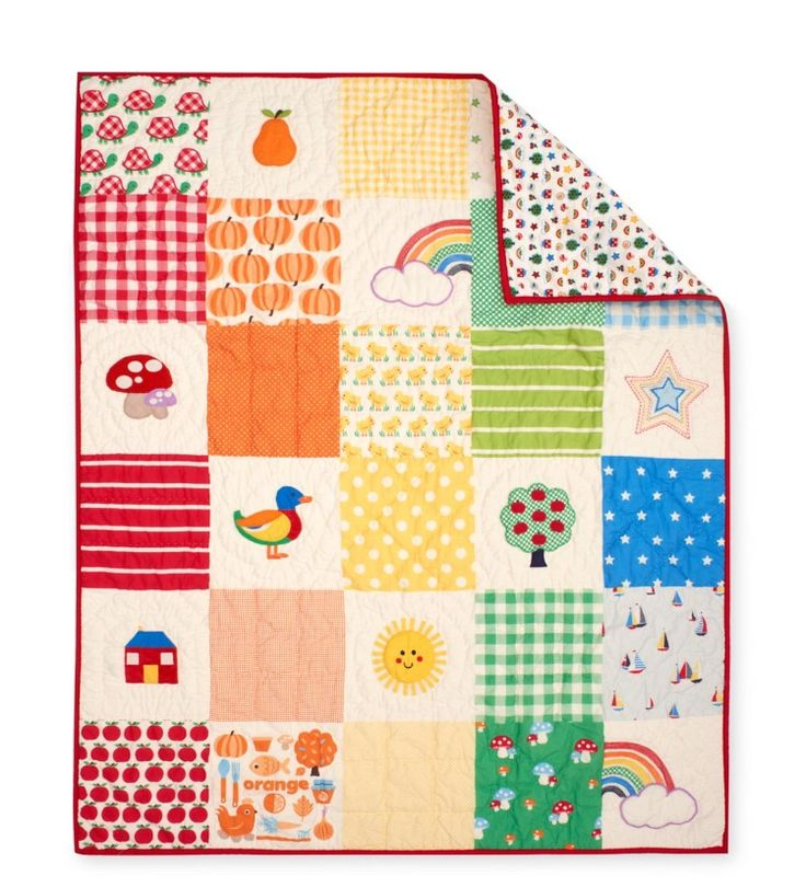 Little Bird by Jools Oliver quilt