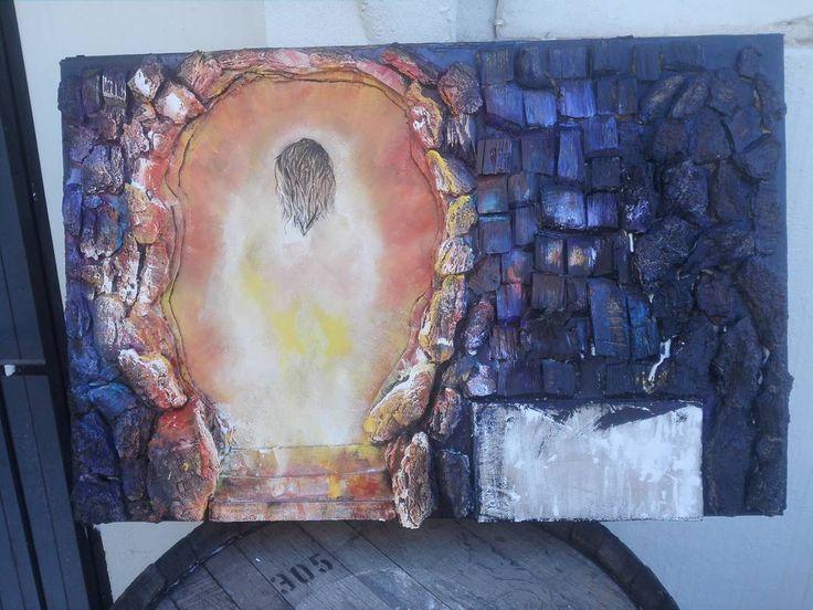 Process: #painting Episode: #resurrection  Series: #thesonofgod   Collection: #theageoftheson  #unconditionallove  Artist: #adamamos #artist #artistoninstagram #newyorkart #berlinart #hongkongart #iamlove #artgallery #montagu #aimiamos #cinematic #transmedia #aimiamos #storytellertour #love #lovestories