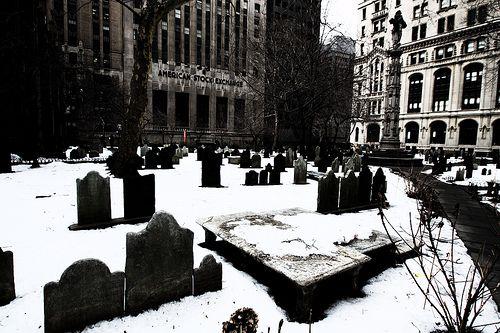 Cementerio financiero