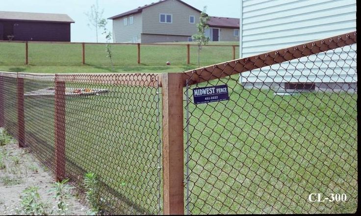 California Style Chain Link Fences | Minneapolis St. Paul | Midwest Fence