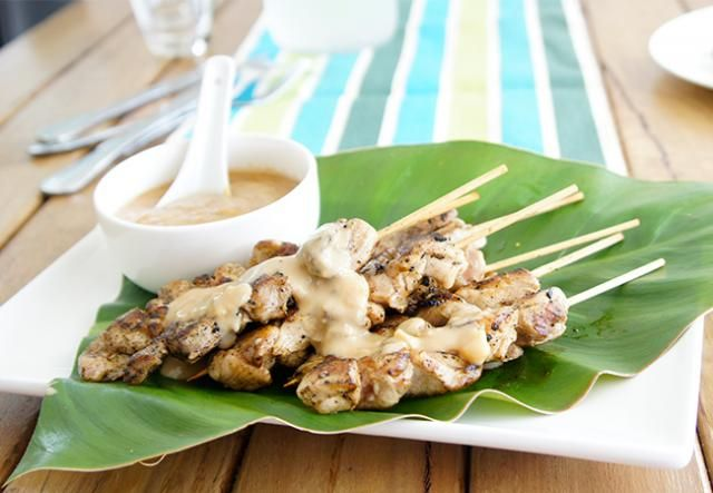 Drop that jar of peanut butter! You're missing out on a true Southeast Asian experience if you choose the cheat's way, because you won't find a hawker stall serving up a fake satay. Besides, we all know homemade is always best way.