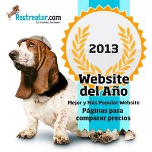 ¿Sabéis que hemos sido elegidos como la mejor Website del año 2013 y Website más popular? ¡Estamos muy contentos!