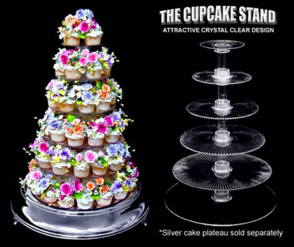 Wedding Cupcake Stand Ideas: 80 Best Cupcake Display Ideas Images On Pinterest