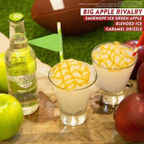 Smirnoff apple Big Apple Rivalry