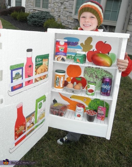 Refrigerator! - Halloween Costume Contest via @costumeworks
