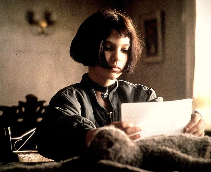 Natalie Portman in Leon: the Professional